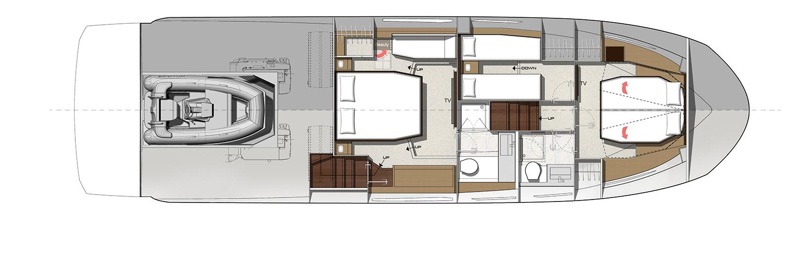 PRESTIGE-520-VERSION-GARAGE-lower-deck-